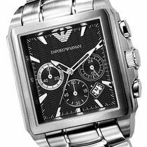 Relógio Emporio Armani Ar0659 Original, Com Garantia 12x