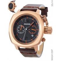 Relógio Magnum Masculino Ma34129p Cronógrafo Original Novo