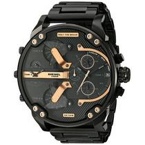 Relógio Diesel Dz7312 Daddy 4 Times   Original   Cx + Manua