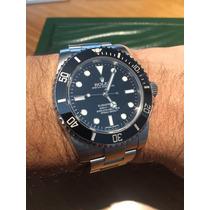 Rolex Submariner Cerâmica 2014 Zerado