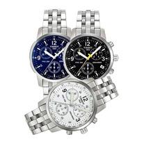 Relógio Tissot Prc200 Prc 200 Preto Branco Azul Frete Grati