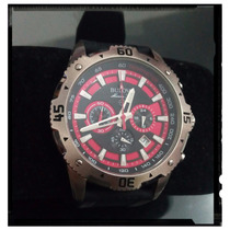 Relógio Luxo Bulova Marinestar 96b186 Orig Chron Anal Prta