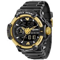 Relógios Xgames Modelo Xmppa164 Pxpx Quartz Anadigi - Nfe