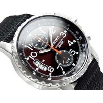 Relógio Seiko Militar Sport Cronografo Original