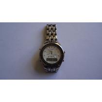 Relógio Potenzia Analogo E Digital Quartz Masculino