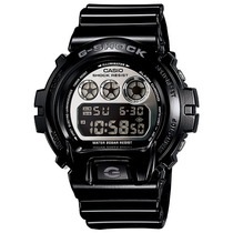 Relógio Casio G-shock Dw 6900nb 1dr Dw6900 Wr200 Alarme Nfe