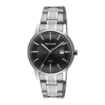 Relógio Masculino Technos Classic Steel 2115ro/1p - Aço P...