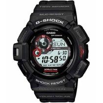 Relogio Casio G-shock G-9300-1dr Mudam Solar Bussola