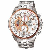 Relógio Casio Masculino Edifice Ef-558d-7avudf
