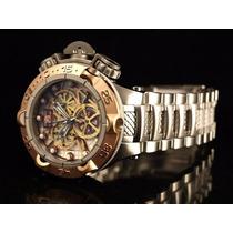 Relógio Invicta Subaqua Noma V 13736 Skeleton Original