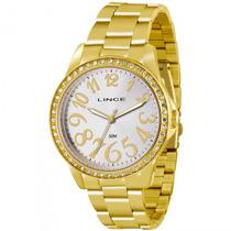Relógio Lince Lrgj030l S2kx Feminino Dourado - Refinado