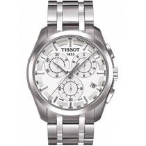 Relógio Tissot Couturier Couro Ou Metal - Em 12 X Sem Juros