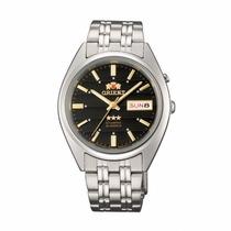 Relógio Orient Automático 21 Jewels Prova 30m Fem0401pb9 --