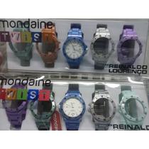 Relógio Mondaine Troca Pulseira Garantia 1 Ano E Nf.