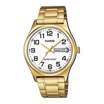 Relógio Casio Analógico Modelo Mtp-v003g-7budf