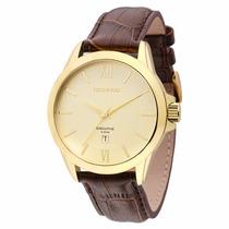 Relógio Technos Masculino Classic Executive 2115knh/0x