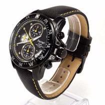 Fc016-b Relógio Ferrari Runner Cronógrafo Masculino Original