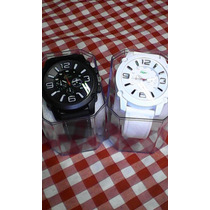 Kit C/02 Relógios Lacostes Masculino Importado