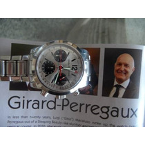 Relogio Girard Perregaux Cronografo Ferrari, Lemans Ed, Limi