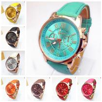 Relógio Quartz Feminino Geneva