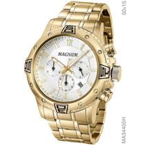 Relógio Magnum Cronógrafo Ma34405h Frete Gratis