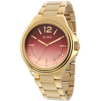 Relógio Euro Feminino Premium Eu2035xyg/4r- Frete Grátis