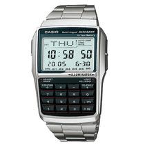 Relogio Casio Data Bank Dbc-32d-1a Calculadora Db-360 Em Sp