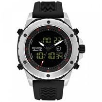 Relógio Bulova Masculino Wb10028t