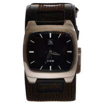Relógio Quiksilver Checkmate Wide Black Detail