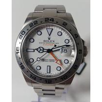Rolex Oyster Perpetual Explorer 2 Gmt Random Serial 42mm