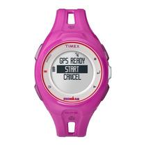 Smart Watch Timex Ironman Run X20 Tw5k87400/ti - Rosa