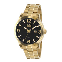 Relógio Dumont Masculino Dourado Du2115bb/4x