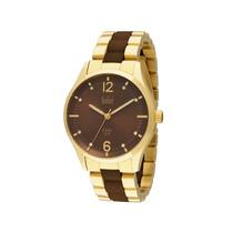 Relógio Dumont Feminino Dourado Du2036lsg/4m