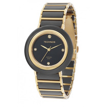 Relógio Technos Feminino Elegance Ceramic/sapphire 2036lne/4