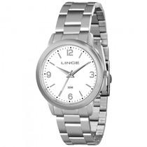 Relógio Lince Lrm4286l B2sx Feminino Prata - Refinado