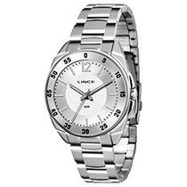 Relógiolince Masculino Orient Aço Lrmk043l Prova Dágua --