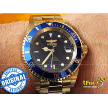 Invicta Original Pro Diver Automatico 8930ob Azul - 40mm