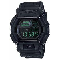 Relógio Casio G-shock Protetor Gd-400mb-1dr Resist. Choques