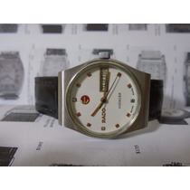 Relógio Rado Automático Eta 2836-1 Original