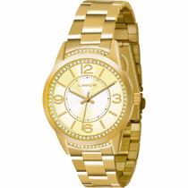 Relógio Lince Feminino Ref: Lrgj034l C2kx