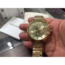 Relógio Diesel Dz4360 Original - Não É Réplica