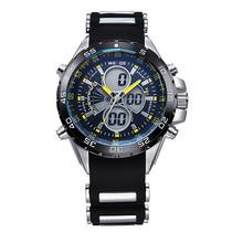 Marcas Relógios Masculinos Digital - Analógico / Data / Luz