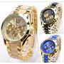 Relógio Feminino Geneva Platinum