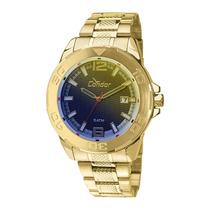 Relógio Masculino Condor X L Analógico Co2415ak/4a Dourado
