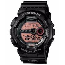 Relógio Casio G-shock Gd-100 Ms 5 Alarmes 48 Cidades 200 M P