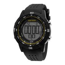 Relógio Masculino Mormaii Nautique Nw0851b/8p - Original