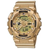 Relógio Casio Gshock Gold Ga-110gd Original Lançamento