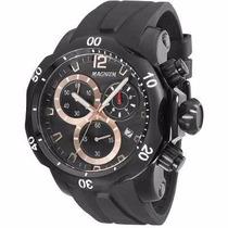 Black Friday Relógio Magnum Cronógrafo Ma33755p/755z
