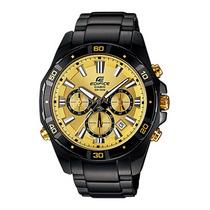Relógio Casio Masculino Edifice Efr-534zbk-9avdf Original