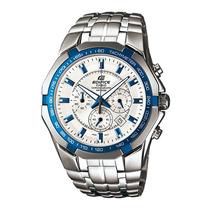 Relógio Casio Edifice Ef-540d-7a2v Ef540 Ef-539d Ef539 Efr